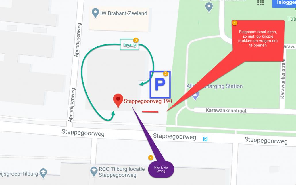 Stappegoorweg 190 Tilburg