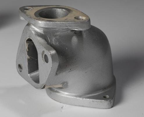 Olie vulpijp voor Citroën Traction Avant 22cv
