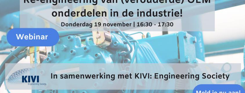 Kivi webinar Oostdam Engineering