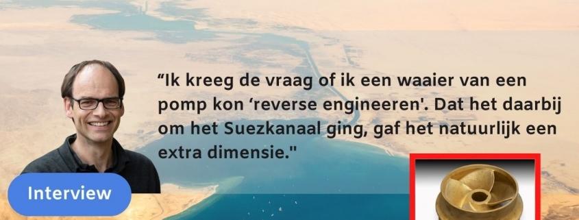 Reverse engineering suez kanaal